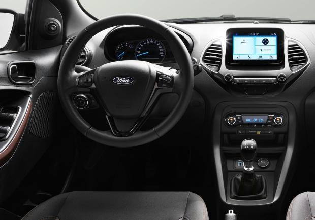 Ford Ka Plus restyling interni