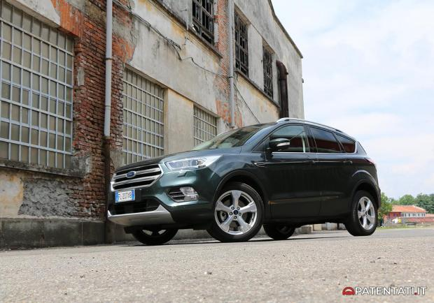 Ford Kuga 1.5 TDCi 120cv Powershift
