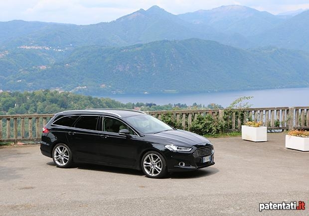 Ford Mondeo Station Wagon 2.0 TDI 180 CV 4x4 Speedshift