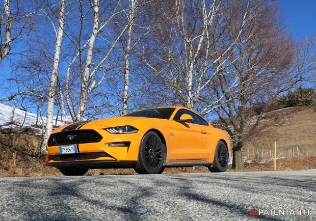 Ford Mustang 5.0 V8 GT automatica