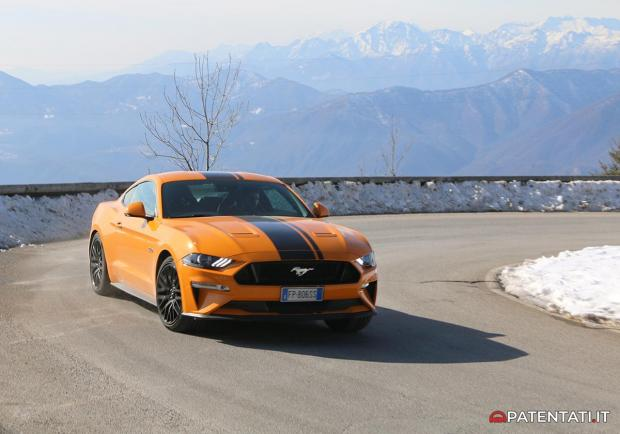 Ford Mustang 5.0 V8 GT immagine