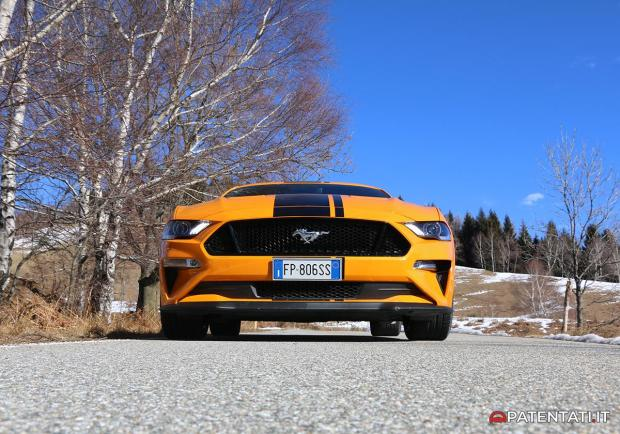 Ford Mustang 5.0 V8 GT test drive