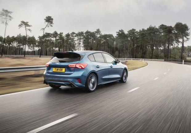 Ford, la nuova Focus ST by Ford Performance
