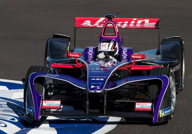Formula E, Kaspersky Lab partner del DS Virgin Racing