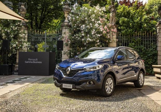 Gamma Business Renault