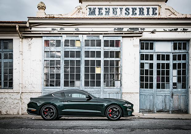Da Hollywood a Ginevra: ecco la Ford Mustang Bullit Limited Edition 01