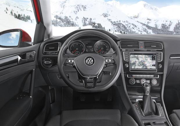 Golf 7 4Motion interni