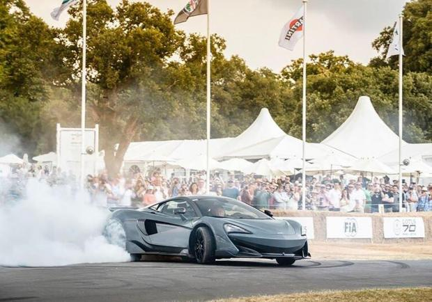 Goodwood 2018, ecco la McLaren 600LT 01