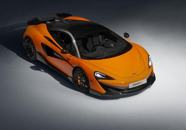 Goodwood 2018, ecco la McLaren 600LT 02
