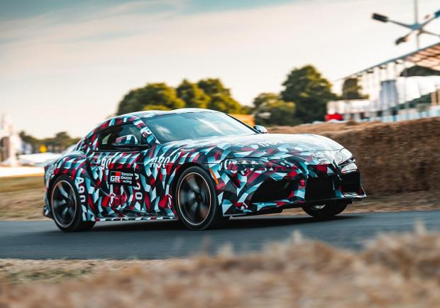 Goodwood, Toyota Supra is back 01