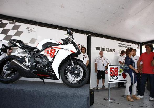 Honda CBR 1000 RR ?Supersic?