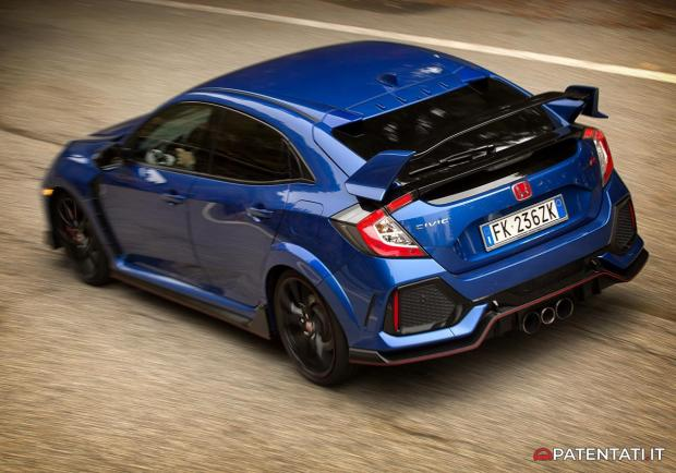 Honda Civic Type R foto