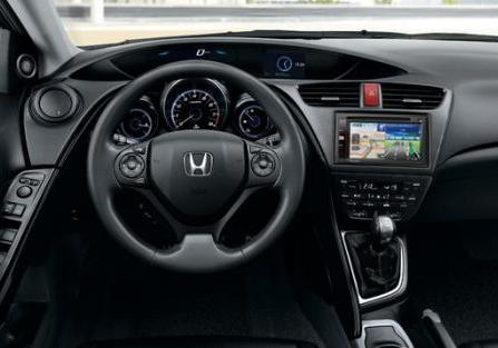 Honda Civic 1.4 YouTech interni