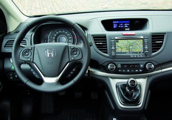 Honda CR-V 1.6 i-DTEC interni