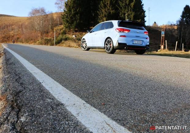 Hyundai 30 N 2.0 T-GDI N Performance immagine