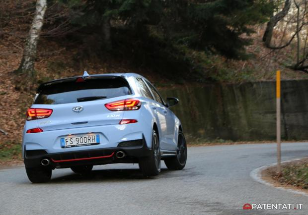 Hyundai 30 N 2.0 T-GDI N Performance test drive