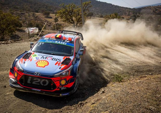 Hyundai Motorsport, tutto pronto per il Rally del Messico 01