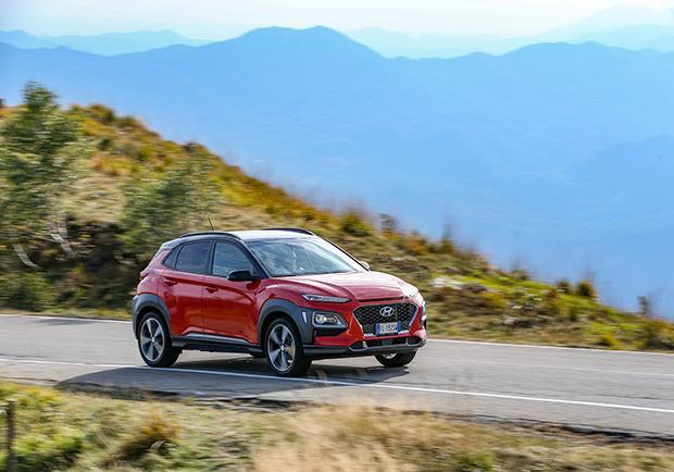 iF Product Design Award, vince (ancora) il design Hyundai. Kona 02