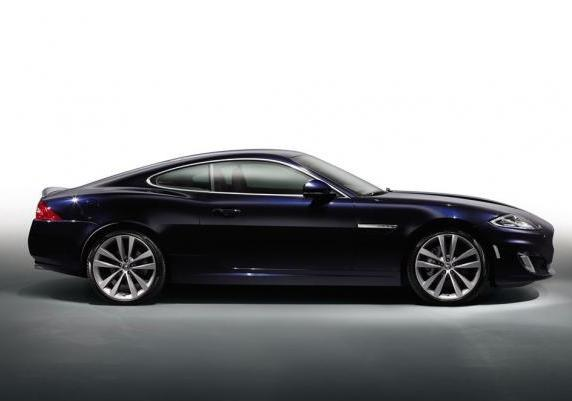 Jaguar XK Special Edition laterale