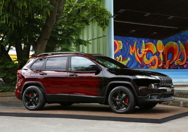 Jeep Cheroke Jazz