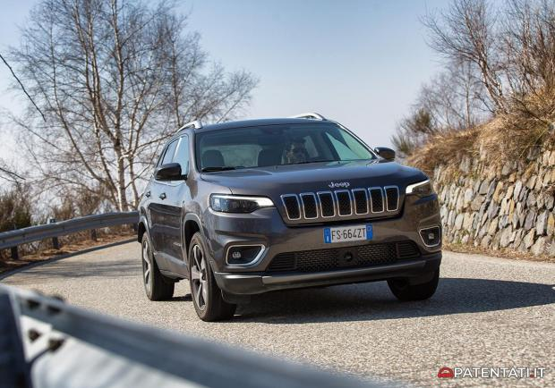 Jeep Cherokee 2.2 Multijet 4WD Limited