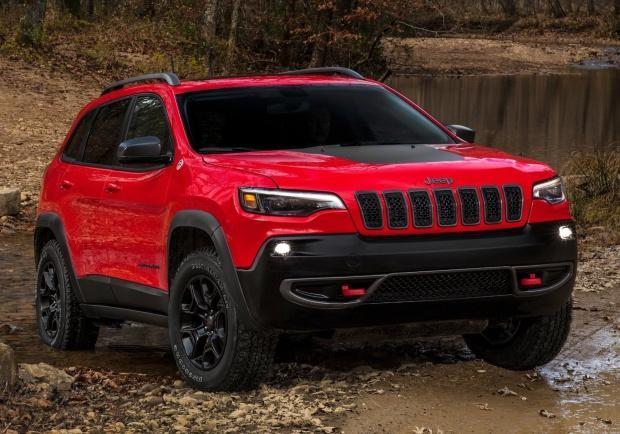 Jeep Cherokee restyling-2018