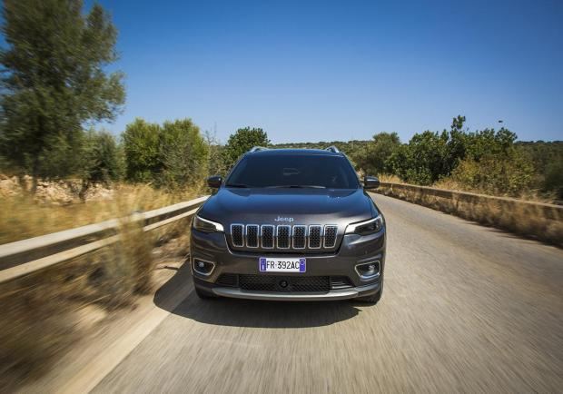 Jeep Cherokee restyling 2019