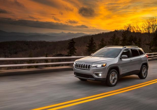 Jeep Cherokee restyling