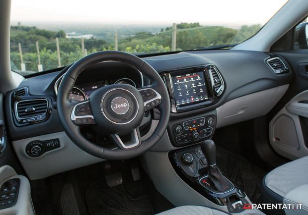 Jeep Renegade 4x4 >> Jeep Compass 2.0 Multijet AWD AT9 Limited, la prova su