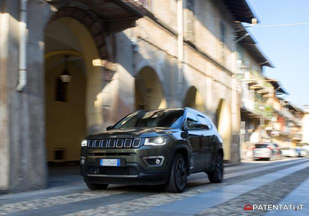 Jeep Compass 2.0 Multijet AWD AT9 Limited