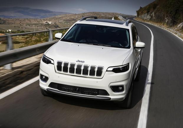 'Jeep Experience Tour', Jeep in marcia per l'Europa 01
