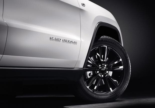 Jeep Grand Cherokee S Limited cerchi in lega