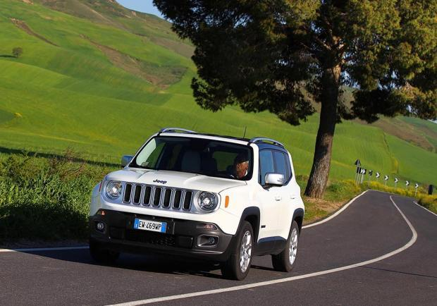 Jeep Renegade 1.6 E-torQ