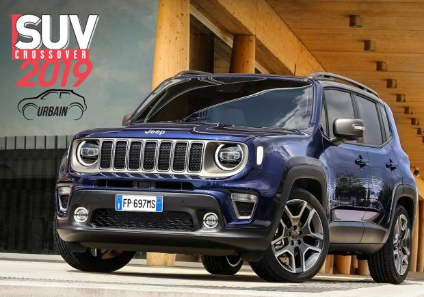 Jeep Renegade, in Francia è la Suv dell'anno 02