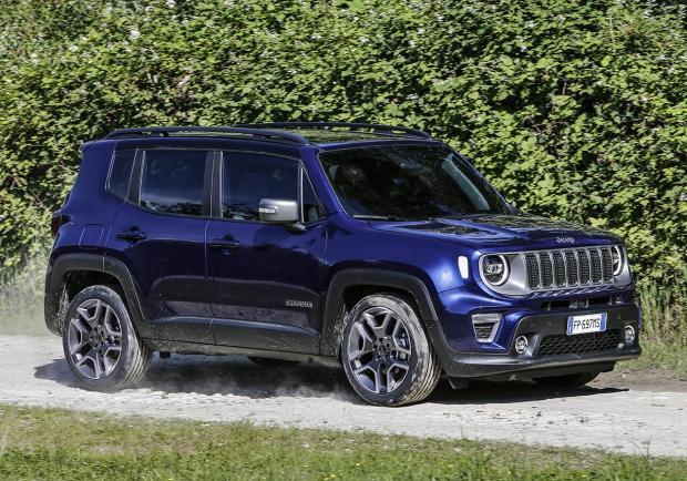 Jeep Renegade My 2019 Primo Contatto Con La Piccola Fuoristrada