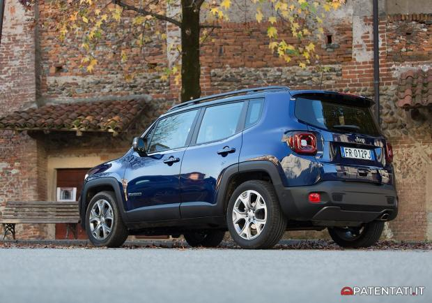 Jeep Renegade 1.0 T3 foto