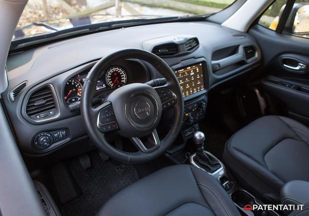 Jeep Renegade Limited >> Jeep Renegade 1.0 T3: prova su strada, opinioni, pregi e ...