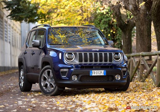 Jeep Renegade 1.0 T3