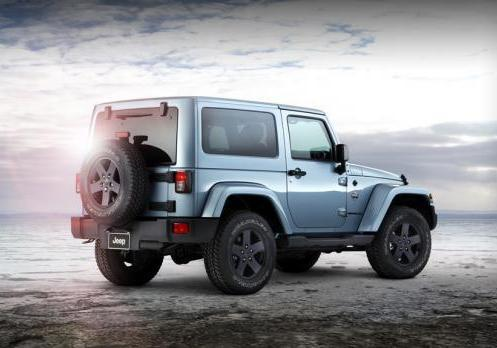 foto jeep wrangler arctic 2 porte. Black Bedroom Furniture Sets. Home Design Ideas