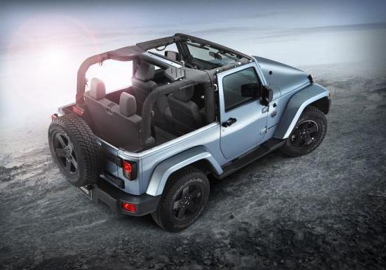 foto jeep wrangler arctic cabrio. Black Bedroom Furniture Sets. Home Design Ideas
