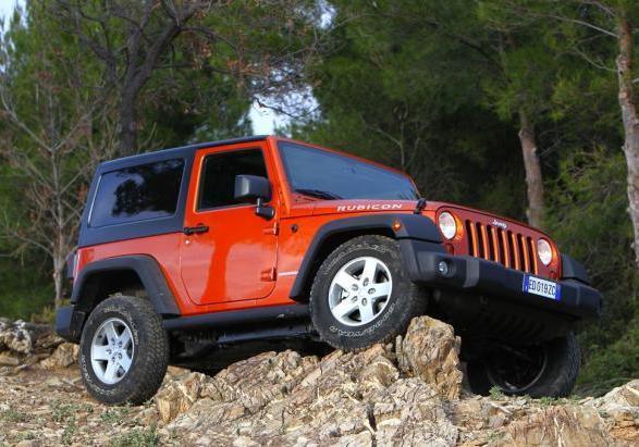 jeep wrangler cabrio edizione limitata per l estate. Black Bedroom Furniture Sets. Home Design Ideas