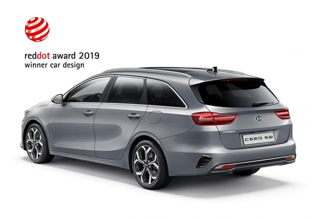 Kia Ceed, successo ai Red Dot Design Awards 01