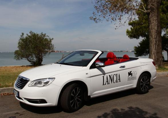 "Lancia Flavia ""Red Carpet"" tre quarti anteriore"