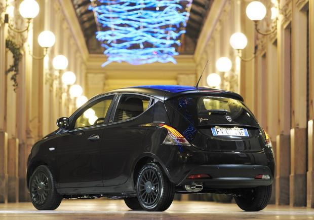 Lancia, al Salone di Torino la Ypsilon Black and Noir 02