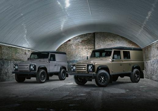 Land Rover Defender 90 e 100 XTech Special Edition