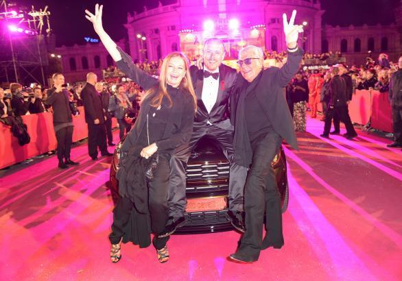 Life Ball 2013 Mini Paceman by Roberto Cavalli