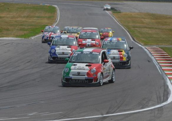 Make it your race 2012 in pista