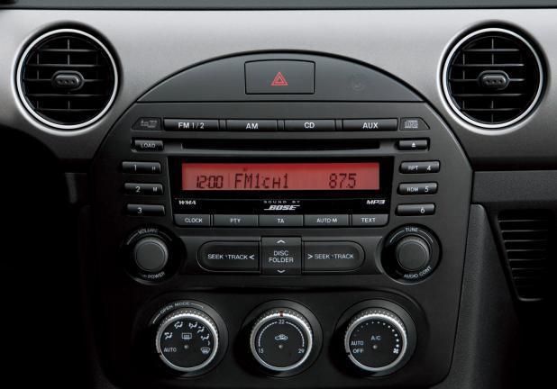 Foto mazda mx 5 impianto audio bose - Impianto stereo casa bose ...