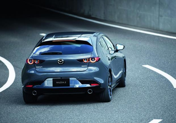 Mazda3, la compatta è 'Red Dot: Best of the Best'