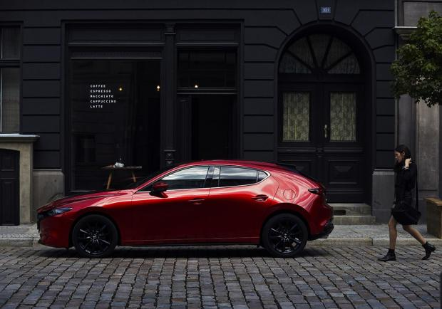 Mazda3, è lei la 'Women's World Car of the Year 2019'